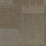 """Mohawk Flooring Odessa 24"""" x 24"""" Multi Level Loop Adhesive Tabs Carpet Tile"""