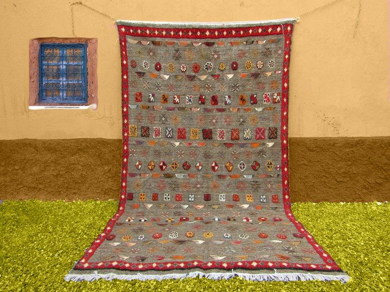 Morrocan rug, berber carpet, Moroccan rug