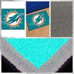 """NFL - Miami Dolphins Starter Rug 19""""x30"""" $17.99 sdsmarket.com Start showing off ..."""