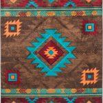 Native American Style Rug | Native American Style Area Rug | Southwestern Rug | Southwest Rug | Sout
