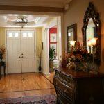 Office Entry Design Ideas Accessories Office Foyer Design Ideas Mirror Wooden La...
