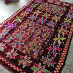 Old Kilim Rug,10×6 Vintage Colorful Rug,Beni ourain Handmade Berber Rug,Traditional Tribal Rug,Home Decorative Wool Oriental Rug,rug