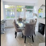 Our Cottage Soft Pebble Oak Laminate Flooring is a great option for modern inter...