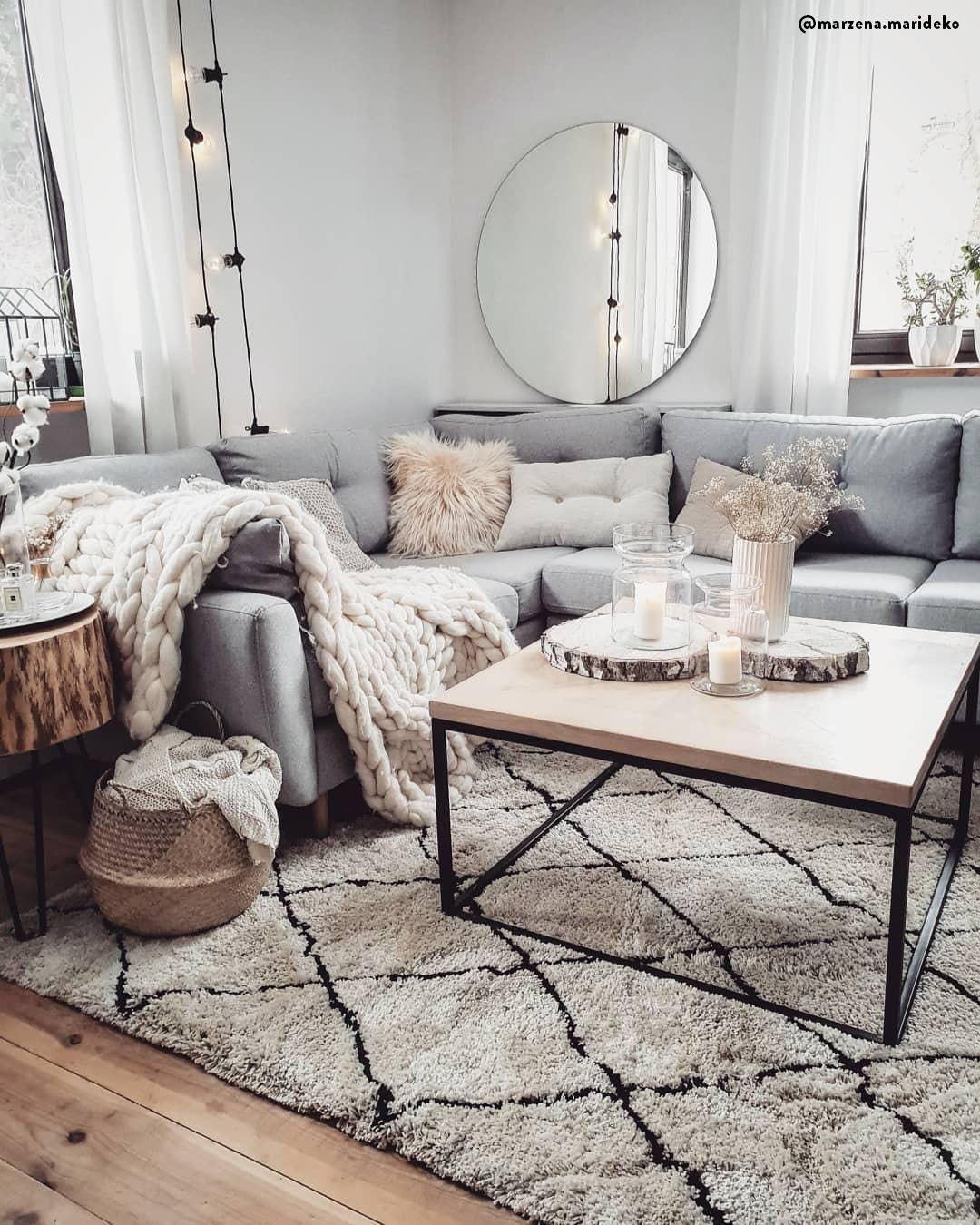 Questo è il divano nel quale vorremmo sprofondare ogni sera! I cuscini, le cope…