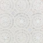 ROLLIN' STONE CIRCLES WHITE