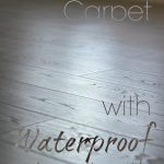 Replacing Carpet with Waterproof Laminate Flooring