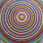 Round rug/Rugs/Rug/Area Rugs/Floor Rugs/Large Rugs/Handmade Rug/Carpet/Wool Rug ...