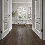 Rustic Smoked Chestnut Pergo Portfolio +WetProtect Laminate Flooring | PERGO® F...
