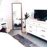 Sauberes ästhetisches Schlafzimmer | Blaire Wilson frisch, Schlafzimmer, weiß, minimal, Pfl...