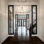 Semi-gloss dark hardwood flooring Classic Semi-gloss dark hardwood flooring Whit...