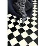 Senso Essential 2m Wide Black And White Vinyl Sheet | Bunnings Warehouse