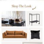So funktioniert der Look »Black & Brown«: Trendy und doch zeitlos - eine Leder...