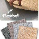 Steinteppich verlegen – Marmorix flexible Bodenfliese