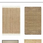 Ten Affordable Jute Area Rugs on Amazon