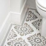 Tile Stencil #1, Tile Stencils for DIY - paint your Tiles yourself! Reusable. Bestseller. Tiles for wall floor fabrics furniture carpet wood