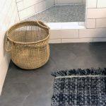 Top 60 Best Grey Bathroom Tile Ideas - Neutral Interior Designs