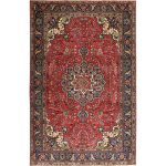"""Traditional 1066 area rug - 5'0"""" by 7'0"""" - 5' x 8'/Surplus, Multicolor"""
