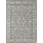 """Traditional 147 area rug - 5'0"""" by 7'0"""" - 5' x 8'/Surplus, Multicolor"""