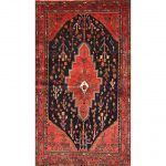"""Traditional 252 area rug - 5'0"""" by 7'0"""" - 5' x 8'/Surplus, Multicolor"""