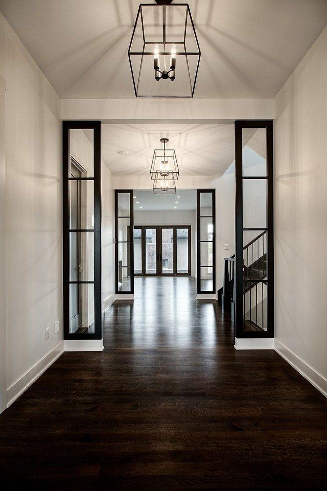 Transitional Custom Home Design
