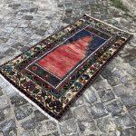 Turkish Rug | Vintage Rug | Area Kilim Rug | Handmade Wool Rug | Tribal Rug 2'7''x 5'2'' = 83 x 159 cm