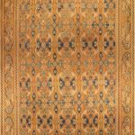 Vintage Spanish Quenca Rug BB6751 by DLB