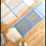 Whitewash Floor Stain vs  Grey Wash Stain Whitewash Floor Stain vs  Grey Wash St...