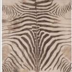 Zebra Rug Brand New/Still in original plastic an 8x10 Zebra Printed Rug. It was ...