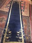 antique Chinese rugs perfect condition 2-10x7-8 #Antique