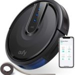 eufy [BoostIQ] RoboVac 35C, Robot Vacuum Cleaner, Wi-Fi, Upgraded, Super-Thin, 1500Pa Strong Suction, Touch-Control Panel, 6ft Boundary Strips, Quiet, Self-Charging Robotic Vacuum, Cleans Hard Floors