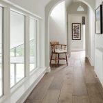 evoke laminate flooring hall transitional with english country brushed engineere...
