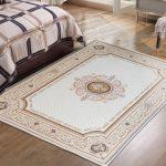 home cozy Blended carpet Big size Persian carpet  bed room simple patterncarpet ...