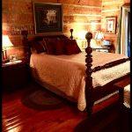 master bedroom Southland Log Home Hand Hewn logs for sale master bedroom Southla...