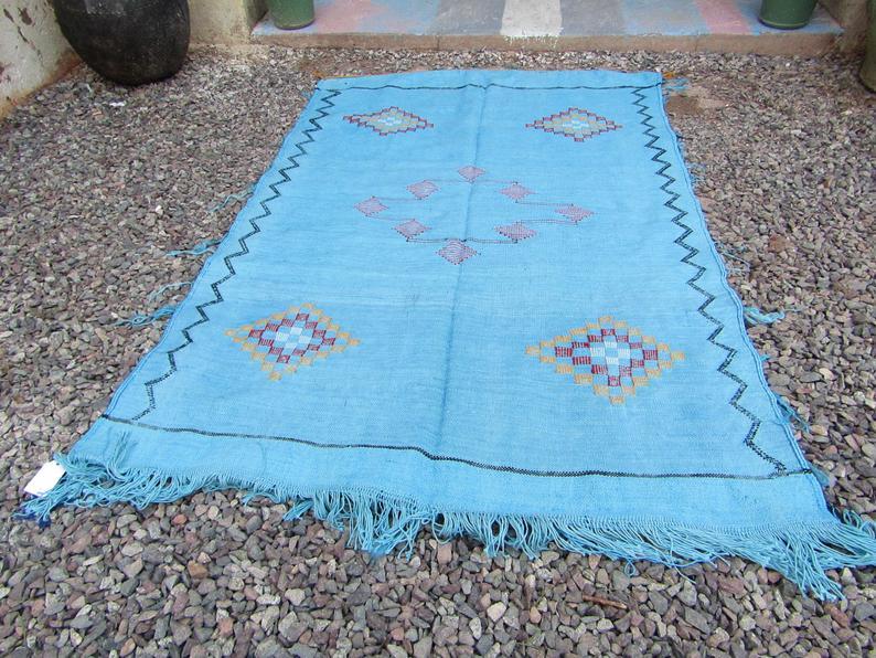 moroccan rug, Cactus Silk rug, Morrocan Sabra rug, berber rug