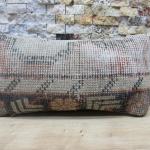 turkish carpet pillow sofa pillow ethnic pillow home decor 8x16 decorative carpet pillow handwoven k